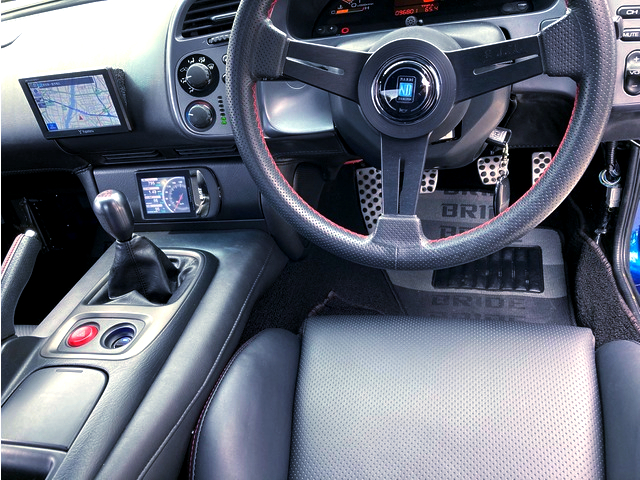 S2000 INTERIOR SWAPPED S30Z.