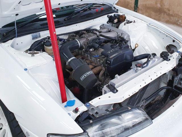 2JZ-GE 3.0L NA ENGINE.
