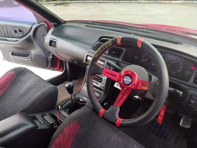 DASHBOARD and DRIFTING STEERING.