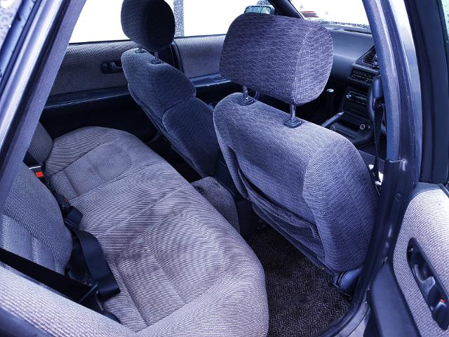 INTERIOR SEATS OF A31 CEFIRO.