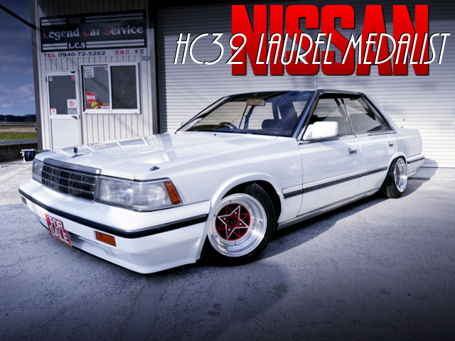 STANCED HC32 LAUREL MEDALIST