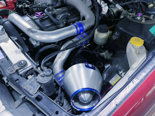 AIR INTAKE PIPE.