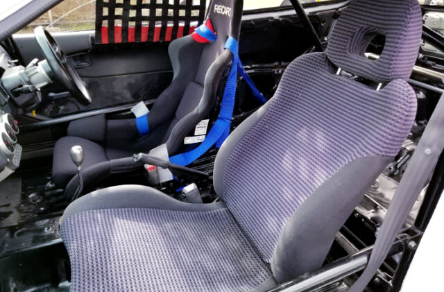 TWO-SEATER CONVERSION.