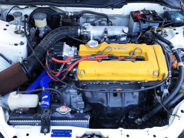 B18C VTEC ENGINE,