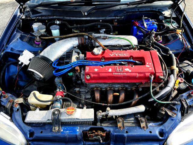 SPOON B16B 1800cc COMPLETE ENGINE.