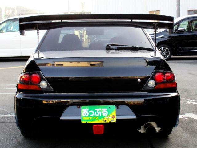 VOLTEX GT-WING INSTALLED EVO8 GSR.