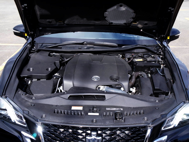 4GR-FSE 2.5L V6 ENGINE.