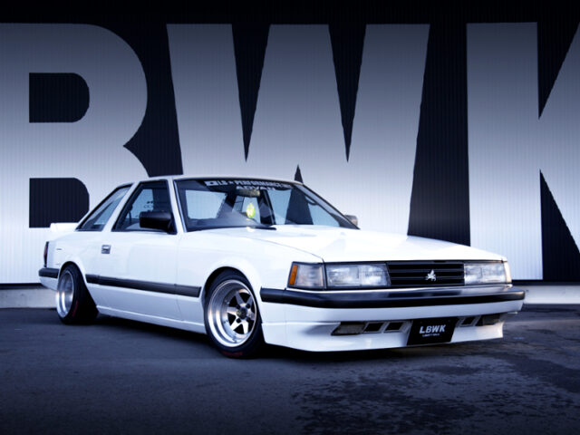 FRONT EXTERIOR OF GZ10 SOARER TO White.