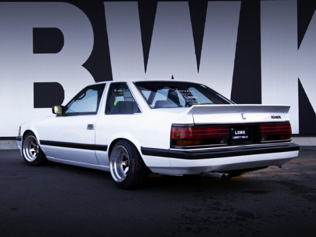 REAR EXTERIOR OF GZ10 SOARER TO White.