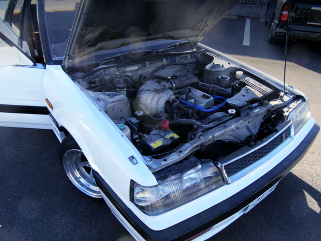 RB20E 2.0L SOHC ENGINE.
