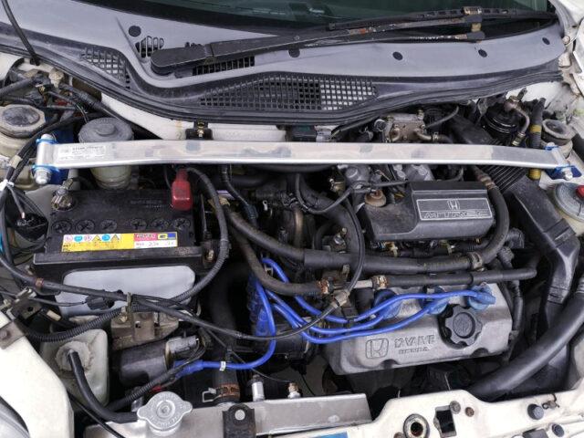 E07A MTREC with 700cc STROKER.