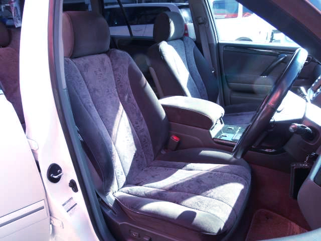SEATS OF JZS171W CROWN ESTATE ATHLETE-V.