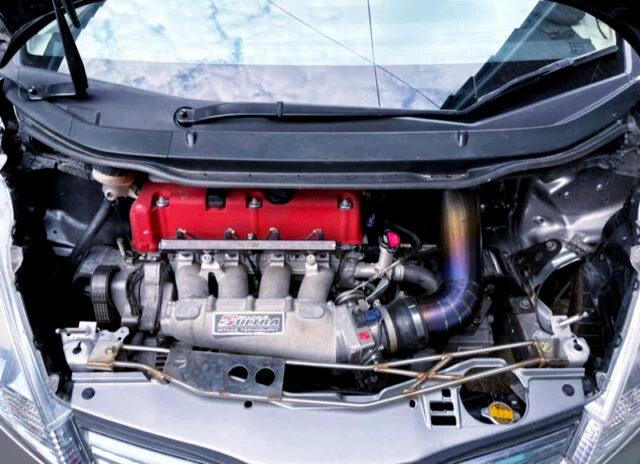 K20A 2.0L i-VTEC ENGINE.