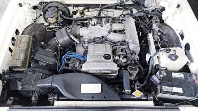 1JZ-GE NATURALLY ASPIRATED ENGINE.