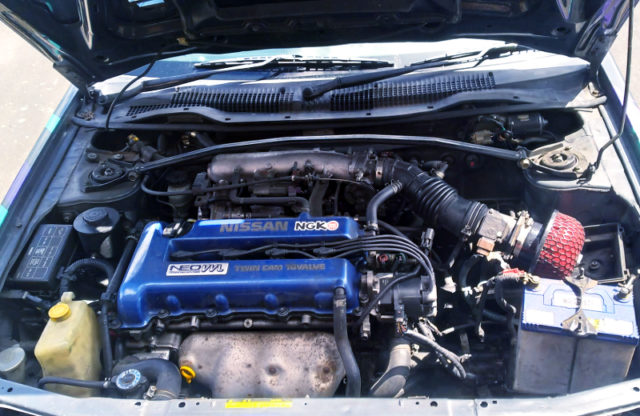 NEO VVL SR16VE 1.6-Liter ENGINE.