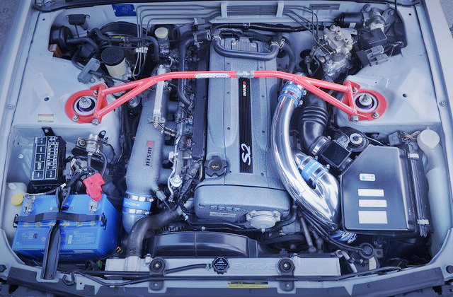 NISMO RB26DETT S2 ENGINE.