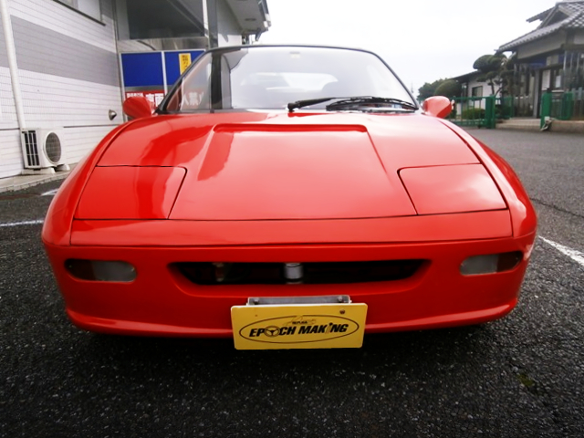 FRONT FACE OF PP1 BEAT TO F355 STYLE.