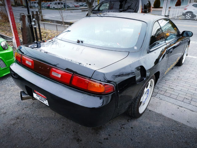 REAR EXTERIOR OF S14 ZENKI SILVIA Ks.