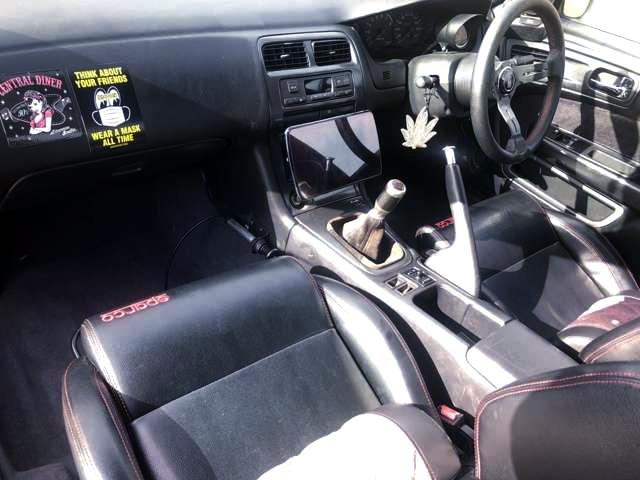 S14 SILVIA DASHBOARD.