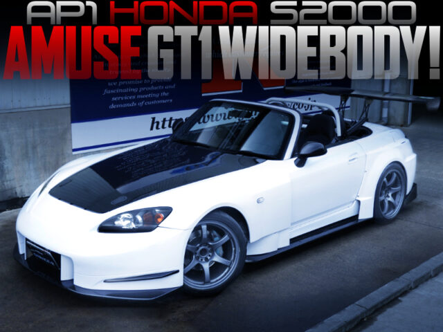 AP1 S2000 TO AMUSE WIDEBODY CONVERSION.