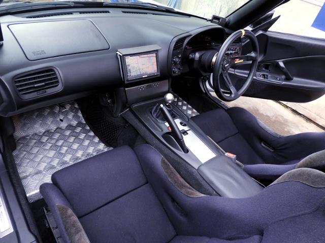 S2000 DASHBOARD.