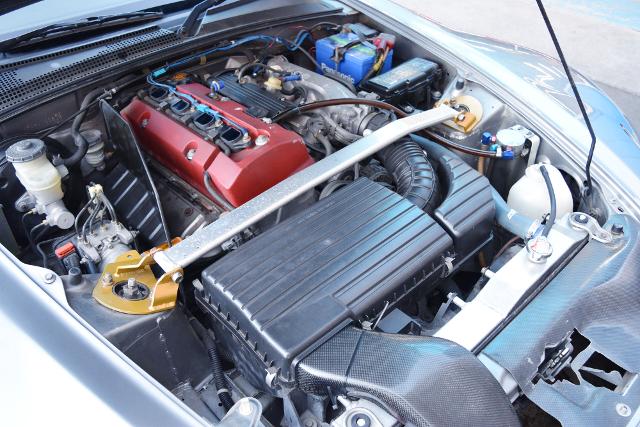 F20C VTEC ENGINE OF AP1 S2000 MOTOR.