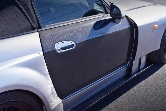 CARBON FIBER DOOR OF S2000.
