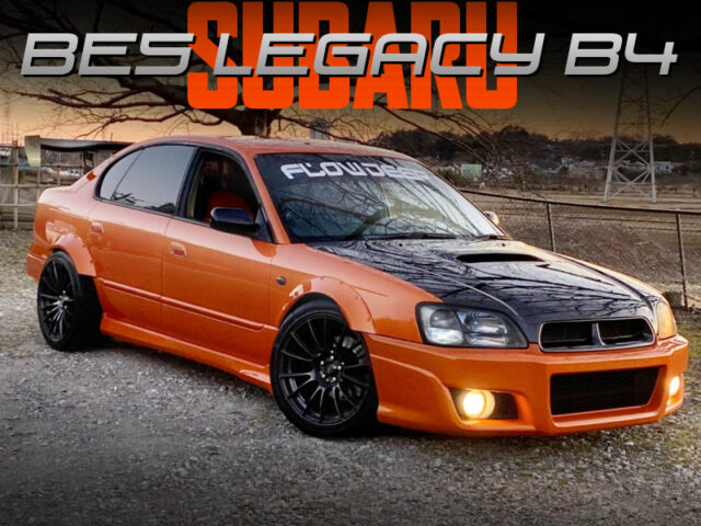 WIDEBODY OF BE5 LEGACY B4.