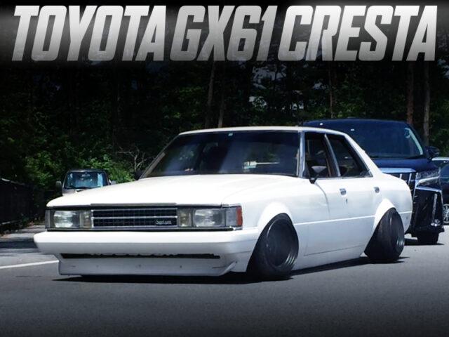 GX61 CRESTA to WIDEBODY.