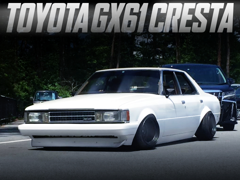 GX61 CRESTA to WIDEBODY.