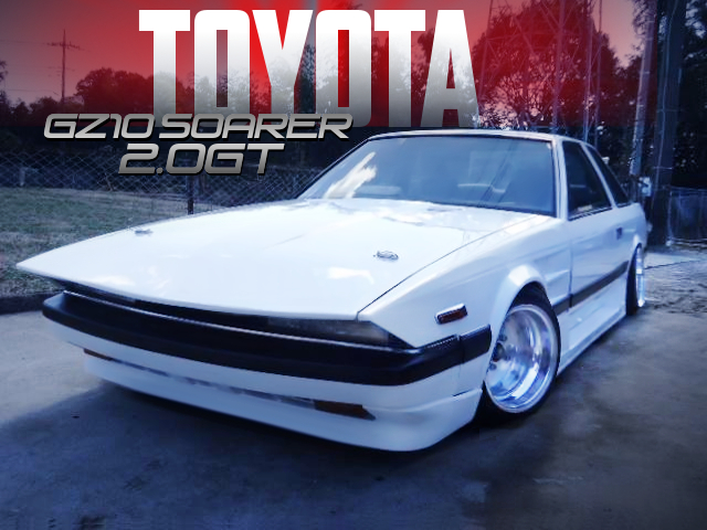 LONG NOSE MODIFIED GZ10 SOARER 2.0GT.
