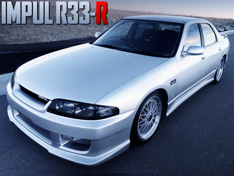 IMPUL COMPLETE CAR OF IMPUL R33-R.