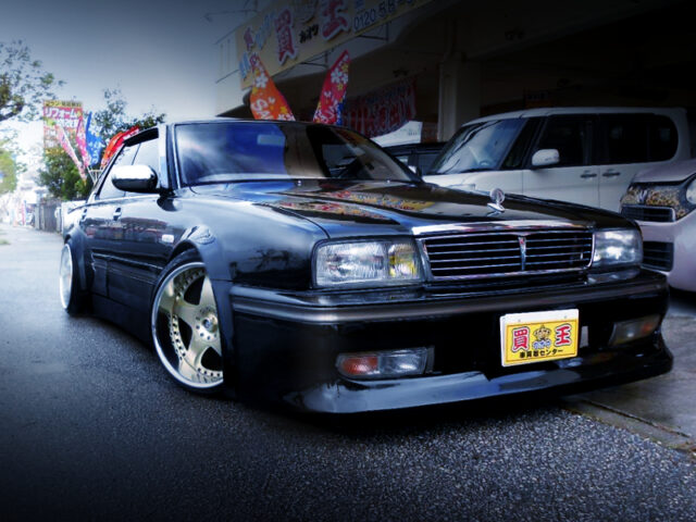 JUNCTION PRODUCE BODY KIT INSTALLED Y31 CIMA TYPE-2 LIMITED.