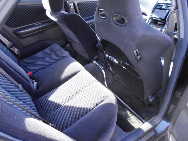 SEATS OF JZX100 CHASER TOURER-V.