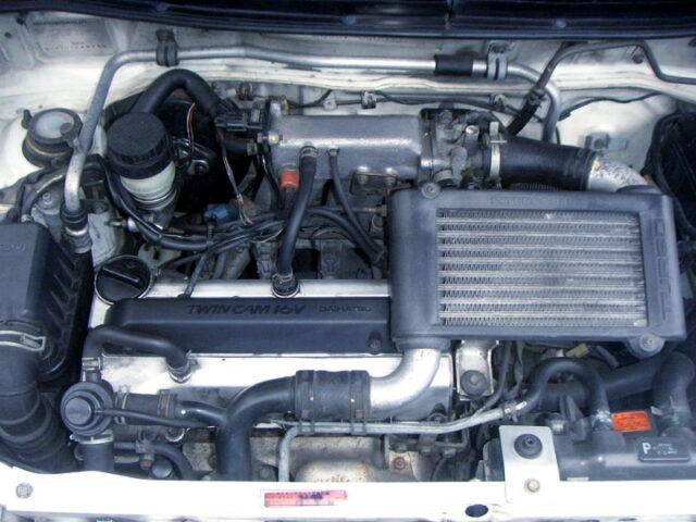 JB-JL 660cc TURBO ENGINE.