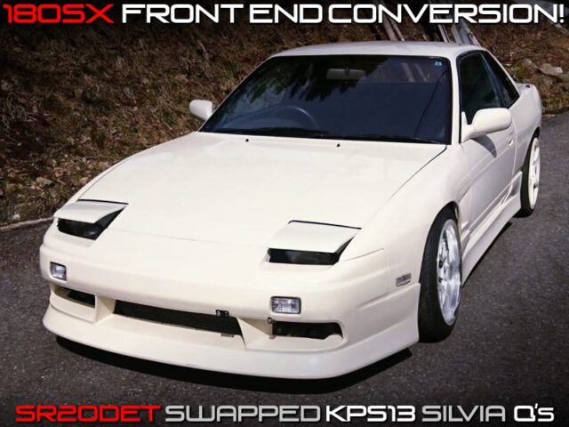 S13 SILVIA TO ONEVIA CONVERSION.