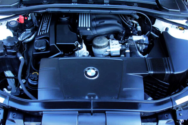 BMW N46 2.0L ENGINE.