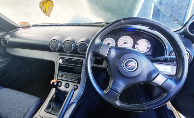DASHBOARD OF S15 SILVIA.