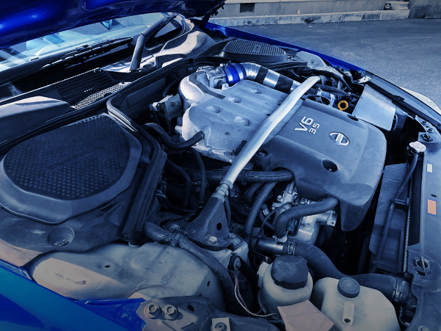 VQ35DE 3500cc V6 ENGINE.