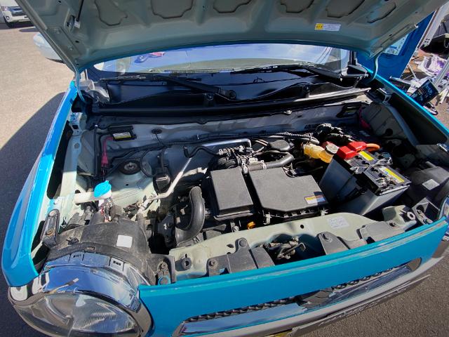 R06A DOHC ENGINE OF SUZUKI.