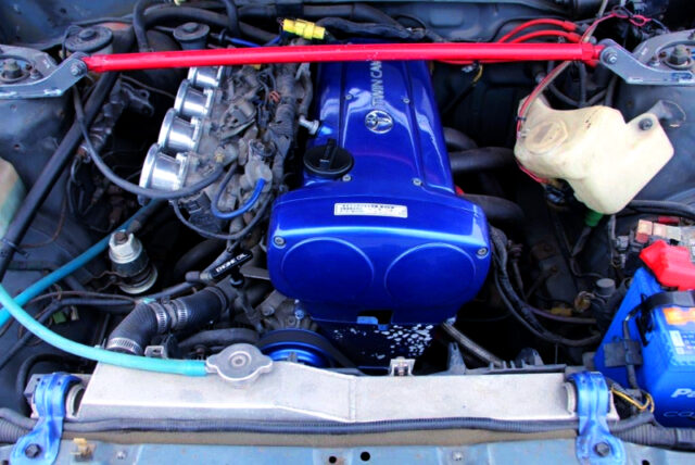 AE101 20V 4AG ENGINE