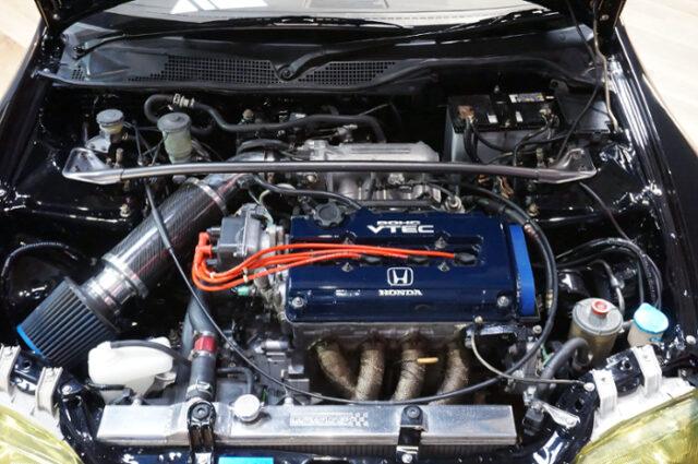 B16 1.6L VTEC ENGINE.