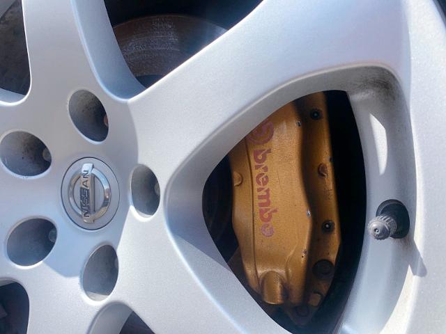 R34 GT-R Brembo 4-POT CALIPER CONVERSION.