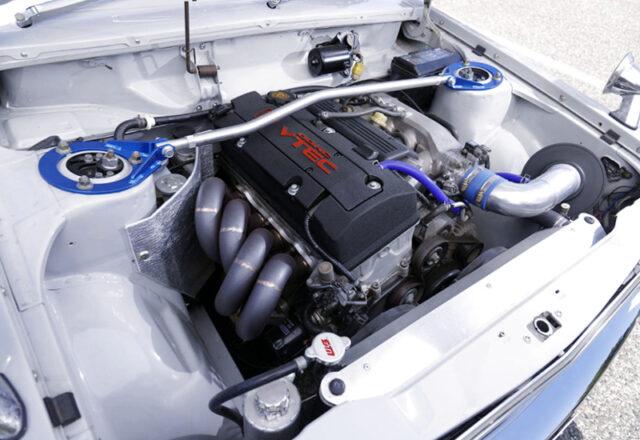 F20V 2.0L VTEC ENGINE.