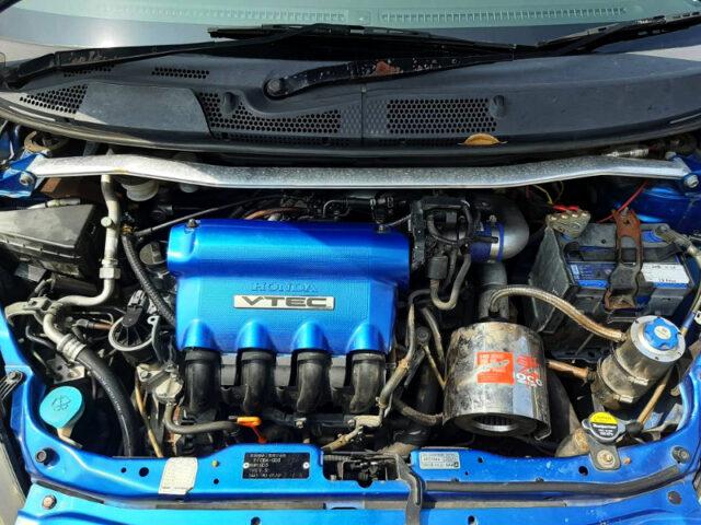 L15A 1.5L VTEC ENGINE With HKS BOLT ON TURBO KIT.