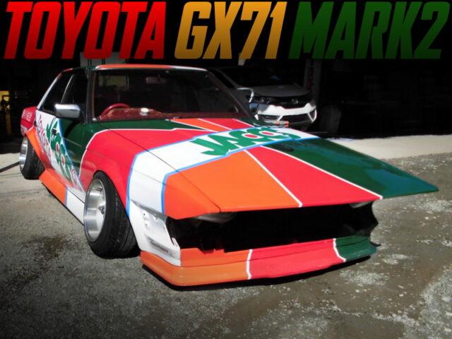 LONG NOSE MODIFIED GX71 MARK 2.