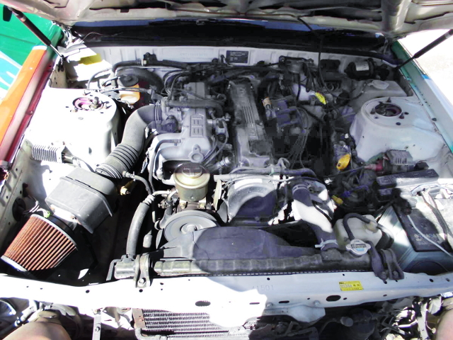 1G ENGINE OF GX71 MARK 2.