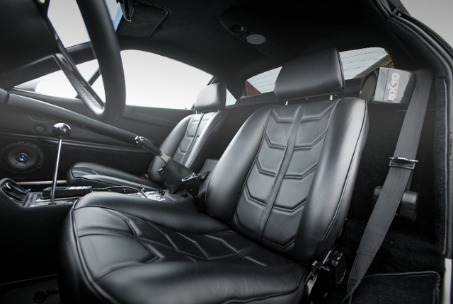 SEATS OF ferrari 308 GTBi.