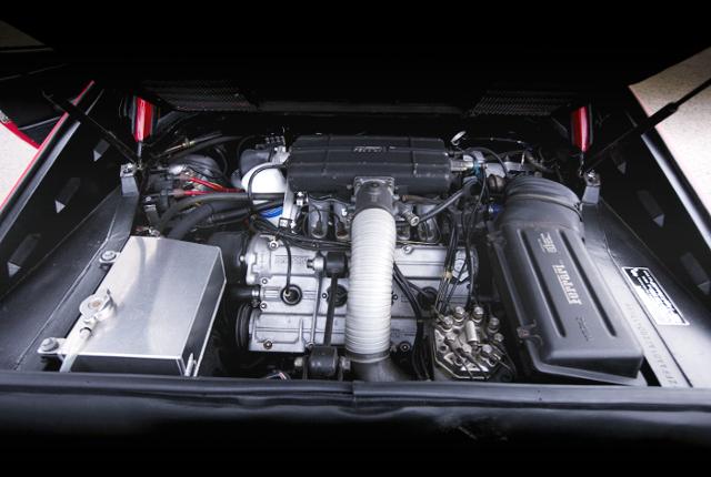 TIPO F106 BB 2.9L V8 ENGINE.