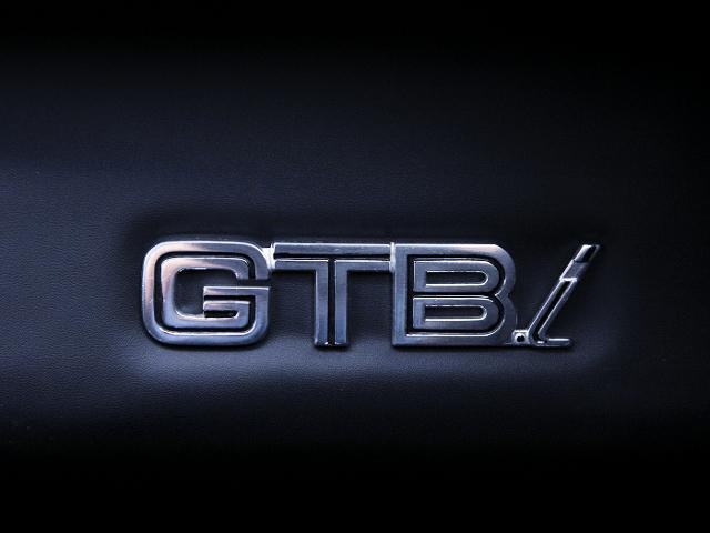 FERRARI 308 GTBi LOGO.
